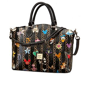 Disney Charms Satchel by Dooney & Bourke -- Black
