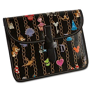 Disney Charms iPad Case by Dooney & Bourke - Black