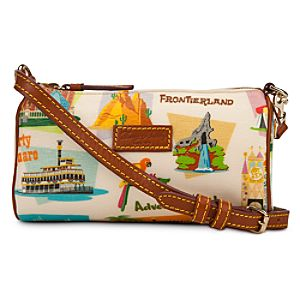 Walt Disney World Mini Barrel Bag by Dooney & Bourke - Retro