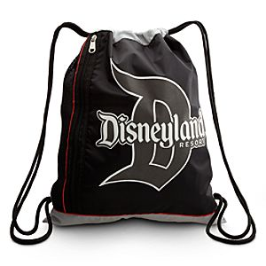 Classic Logo Disneyland Cinch Bag
