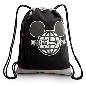Classic Logo Walt Disney World Cinch Bag
