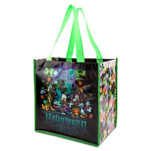 2012 Resuable Halloween Mickey Mouse and Friends Tote