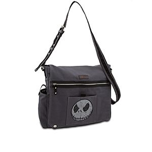 Tim Burtons The Nightmare Before Christmas Messenger Bag