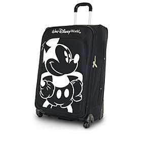 Mickey Mouse Luggage - Walt Disney World - 28