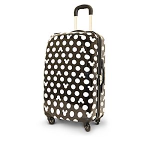 Mickey Mouse Icon Rolling Luggage - 26