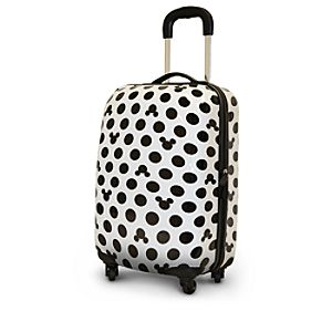 Mickey Mouse Icon Rolling Luggage - 20