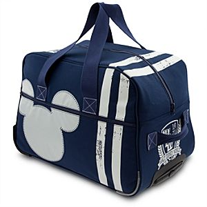Mickey Mouse Rolling Duffle - Walt Disney World