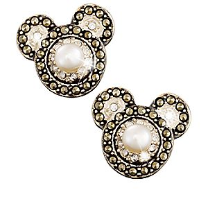 Mickey Mouse Icon Earrings by Judith Jack