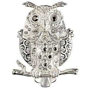 Disney Parks Owl Brooch