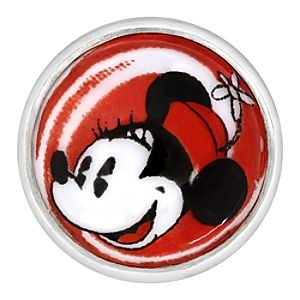 Minnie Mouse Kameleon Jewel Pop Charm