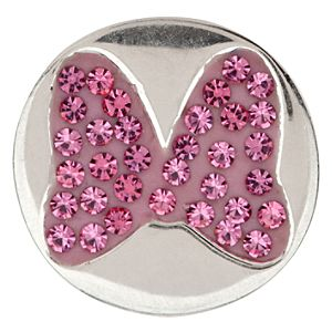 Minnie Mouse Jewel Pop Charm - Bow
