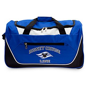 Disney Cruise Line Rolling Duffle