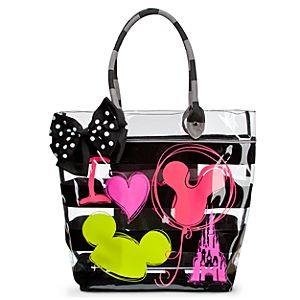 Walt Disney World Vinyl Tote