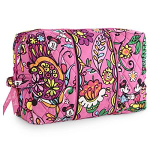 Just Mousing Around Large Cosmetic Bag by Vera Bradley