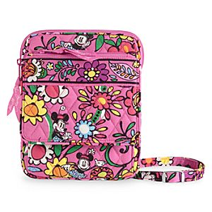 Just Mousing Around Mini Hipster Bag by Vera Bradley