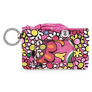 Just Mousing Around Zip ID Case by Vera Bradley