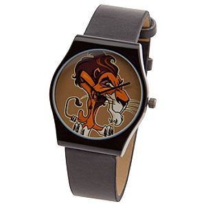 Scar Watch for Adults - The Lion King