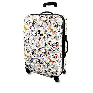 Mickey Mouse and Friends Comic Strip Luggage - 26