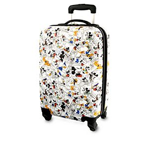 Mickey Mouse and Friends Comic Strip Luggage - 20