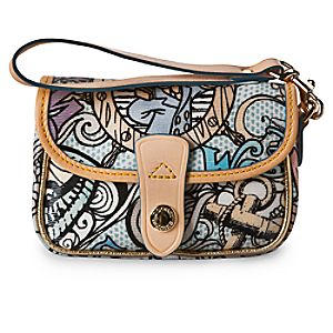 Disney Cruise Line Wristlet Bag by Dooney & Bourke