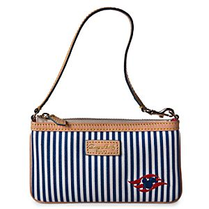 Disney Cruise Line Logo Wristlet Bag by Dooney & Bourke