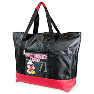 Mickey Mouse Tote - Walt Disney World