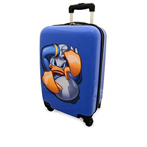 Donald Duck Stow-Away Luggage - 20
