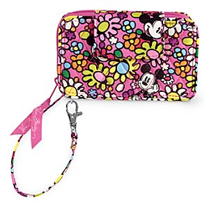 Just Mousing Around Smartphone Wristlet by Vera Bradley