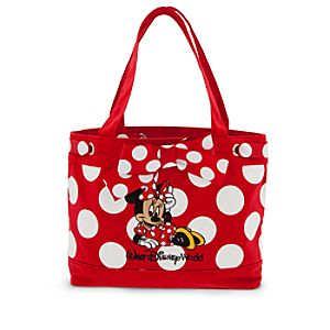 Minnie Mouse Tote - Walt Disney World