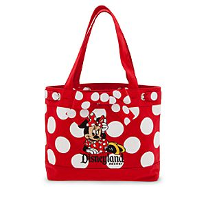Minnie Mouse Tote - Disneyland