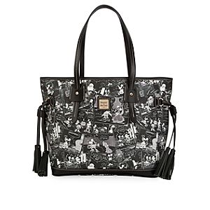Mickey Mouse Comics Tassel Bag by Dooney & Bourke