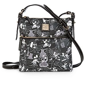 Mickey Mouse Comics Crossbody Bag by Dooney & Bourke