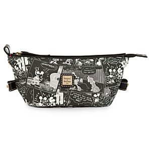 Mickey Mouse Comics Cosmetic Pouch by Dooney & Bourke
