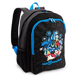 Sorcerer Mickey Mouse and Friends Backpack - Walt Disney World 2014