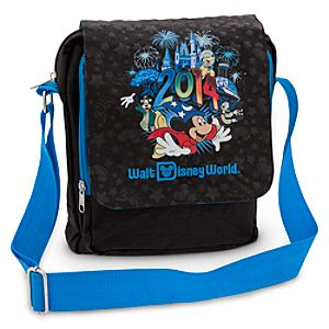 Sorcerer Mickey Mouse and Friends Crossbody Bag - Walt Disney World 2014