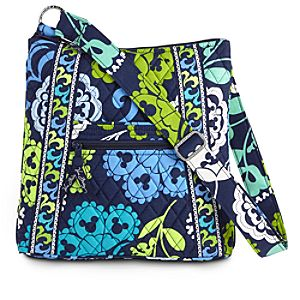 Wheres Mickey? Hipster Bag by Vera Bradley