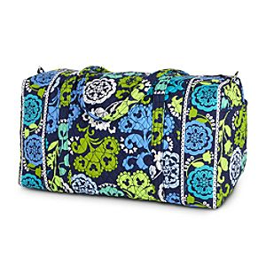 Wheres Mickey? Large Duffel Bag by Vera Bradley
