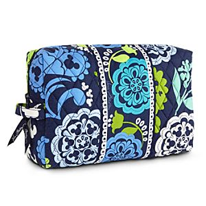 Wheres Mickey? Large Cosmetic Bag by Vera Bradley