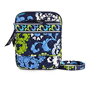 Wheres Mickey? Mini Hipster Bag by Vera Bradley