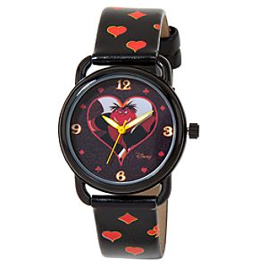 Queen of Hearts Watch