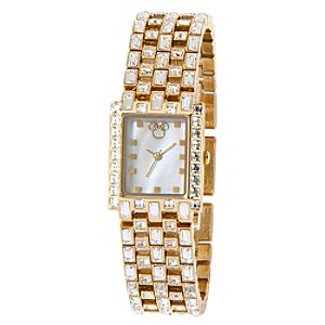 Minnie Mouse Bling Watch for Women