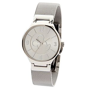 Mickey Mouse Silhouette Watch - Small