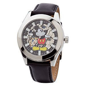 Mickey Mouse Clockwork Watch for Men