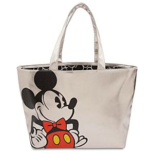 Mickey Mouse Holiday Tote