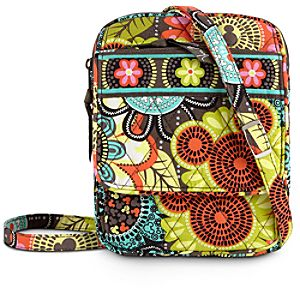 Mickeys Perfect Petals Mini Hipster Bag by Vera Bradley