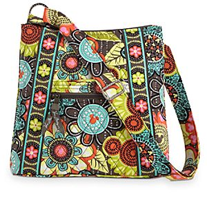 Mickeys Perfect Petals Hipster Bag by Vera Bradley