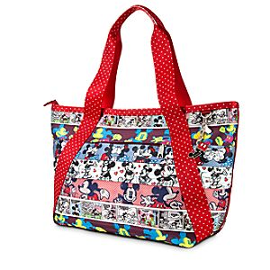 Mickey and Minnie Mouse Large Boat Tote by Harveys