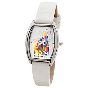 Disney Parks Castle Watch for Women - 2014 - Limited Time Magic