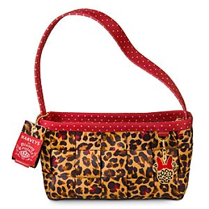 Minnie Mouse Leopard Baguette Bag by Harveys