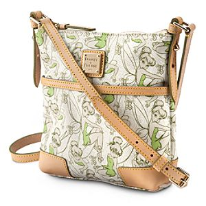 Tinker Bell Letter Carrier by Dooney & Bourke